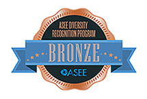 ASEE diversity recognition program bronze award