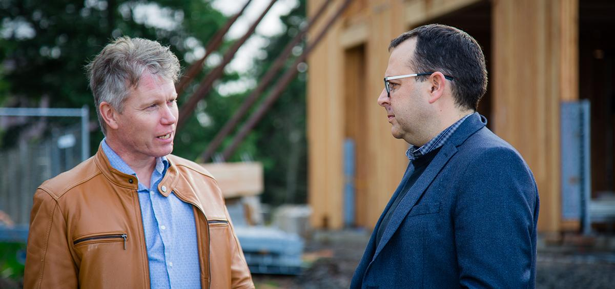 Glued Together – Partners in Mass Timber Buildings