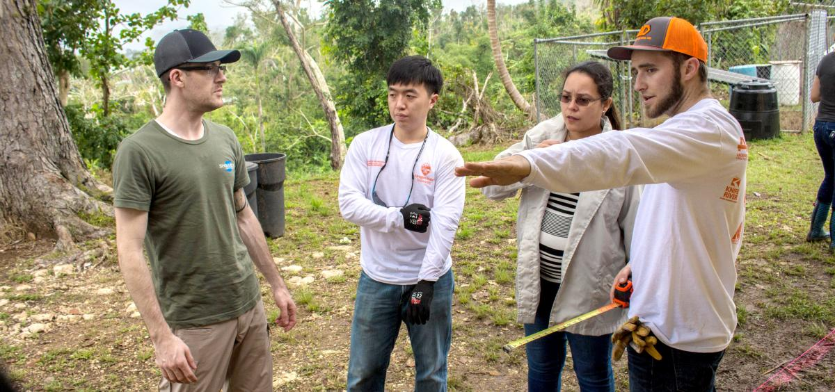 OSU students, staff will make service learning trip to Puerto Rico over Spring Break